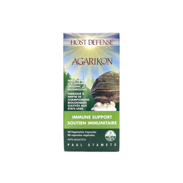 Host Defense Agarikon 60 Capsules