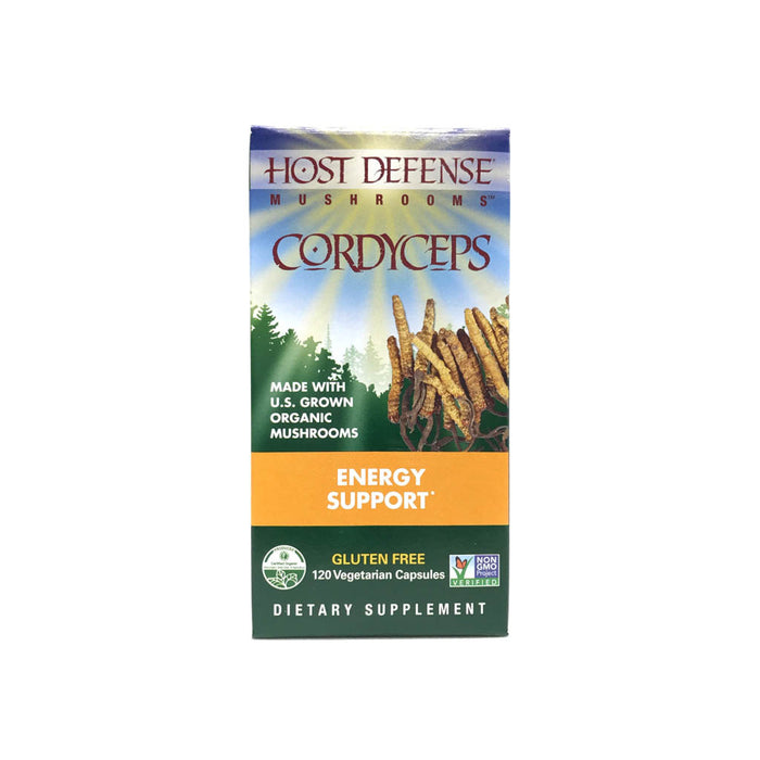 Host Defense Cordyceps 120 Capsules