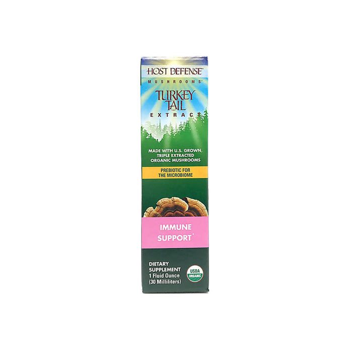 Host Defense Turkey Tail Extract 1 fl oz 30ml