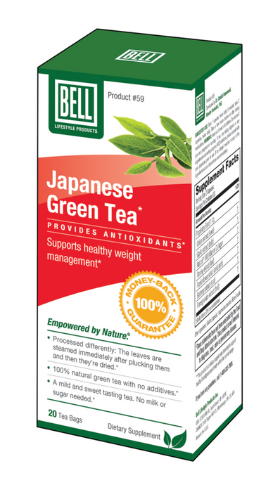 Bell Lifestyle Products #59 Japanese Green Tea 2g