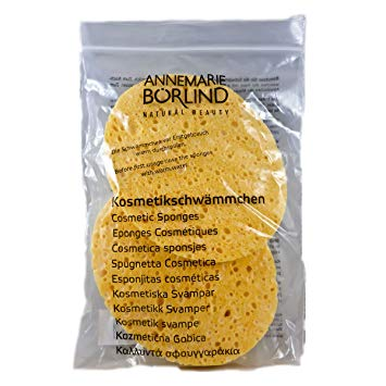 Annemarie Borlind Cosmetic Sponges 2 Pieces