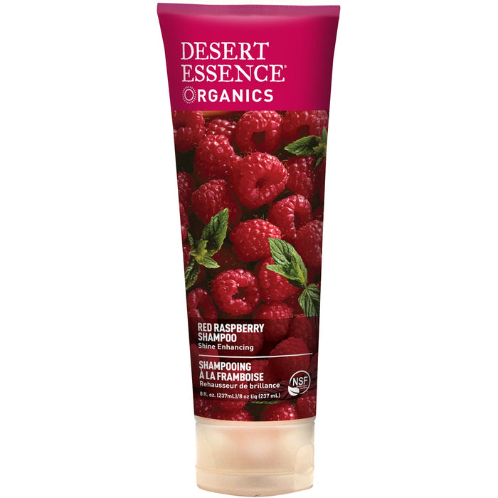 Desert Essence Red Raspberry Shampoo 237ml