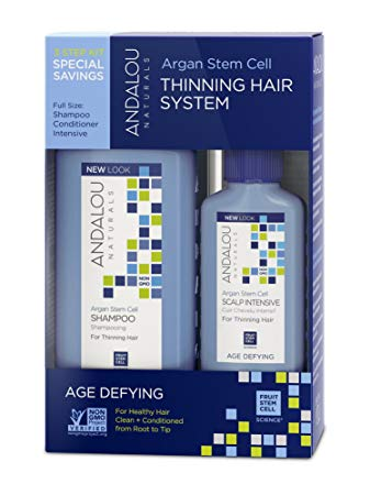 Andalou Age Defying Hair Treatment System