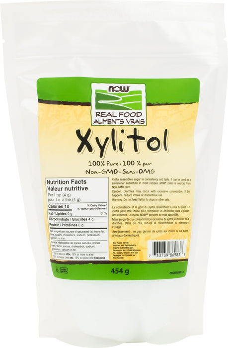 NOW Xylitol 454g