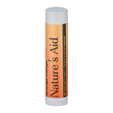 Nature's Aid Orange Mango Lip Balm 4.25g
