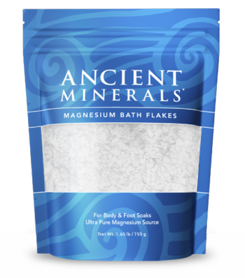 Ancient Minerals Magnesium Bath Crystals 750g