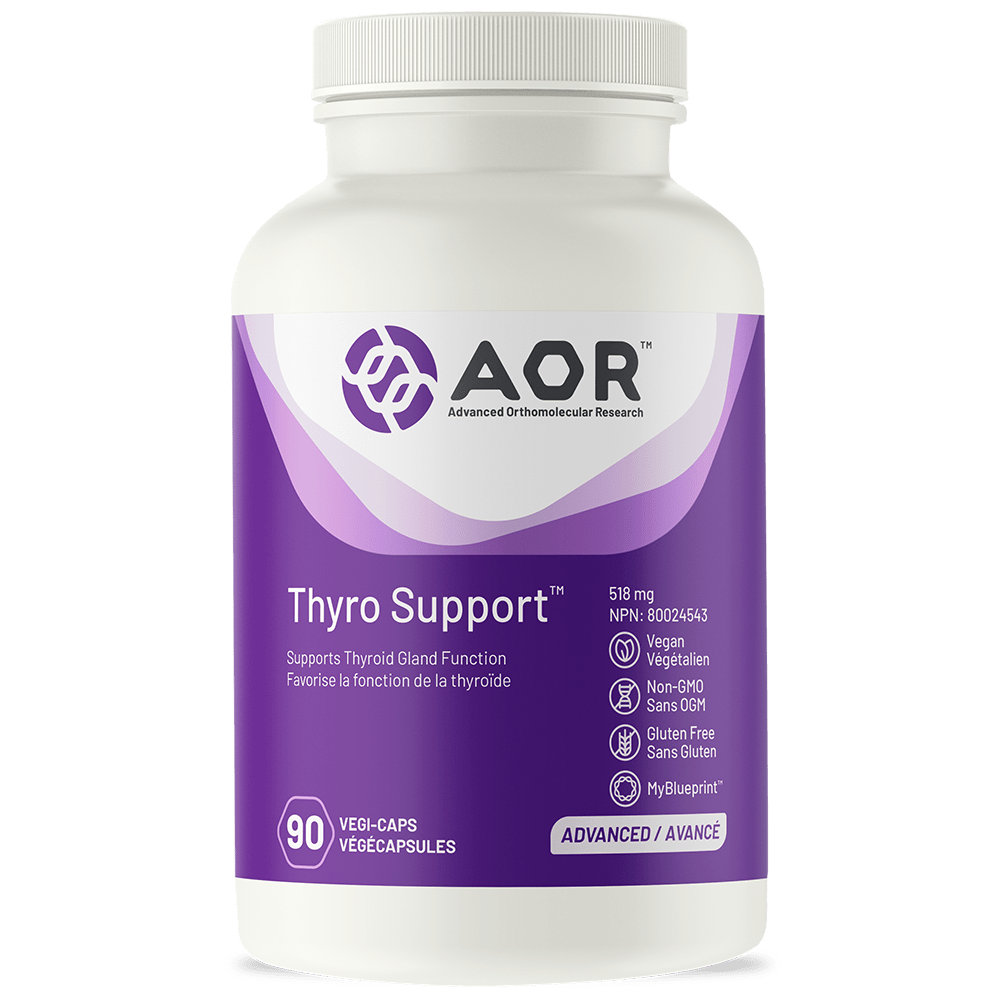 AOR Thyro Support 90 Vegetarian Capsules