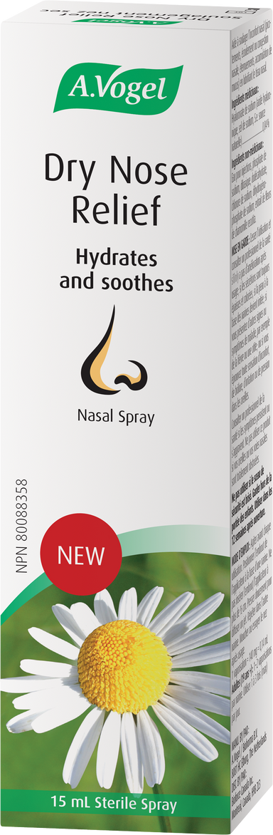 A. Vogel Dry Nose Relief 15mL