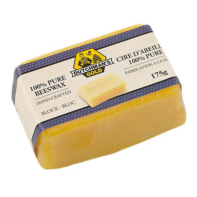 Dutchman's Gold 100% Pure Beeswax Block 175g