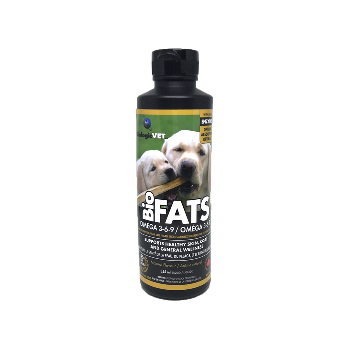 Biologicvet Bio Fats Liquid 355ml