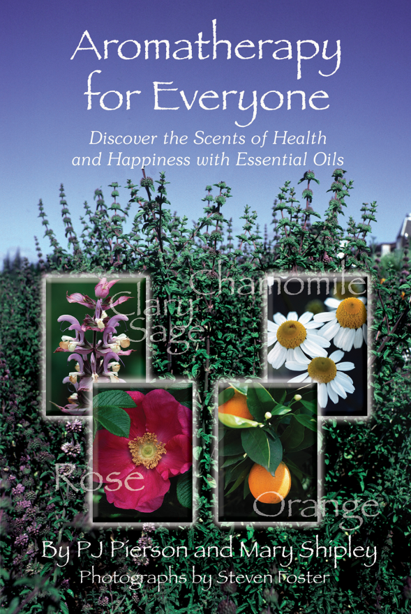 NOW Aromatherapy For Everyone Book