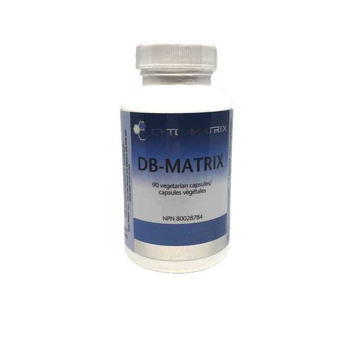 Cyto-Matrix DB-Matrix 90 Vegetarian Capsules