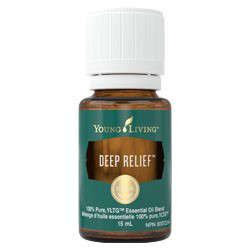 Young Living Deep Relief Essential Oil Blend 15ml