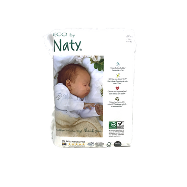 Naty By Nature Babycare Diapers Size 1 26 Count