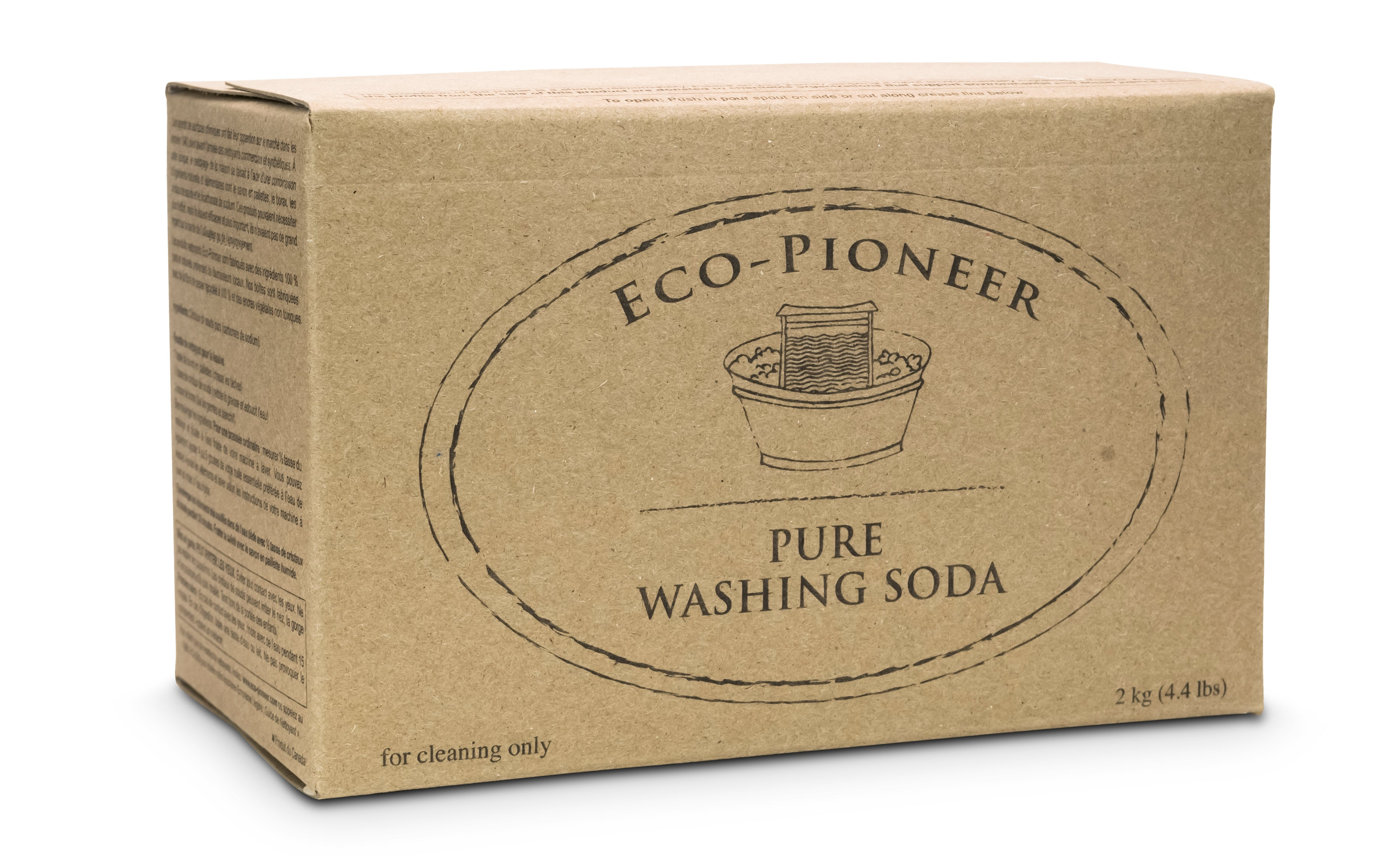 Eco-Pioneer Pure Washing Soda 2kg