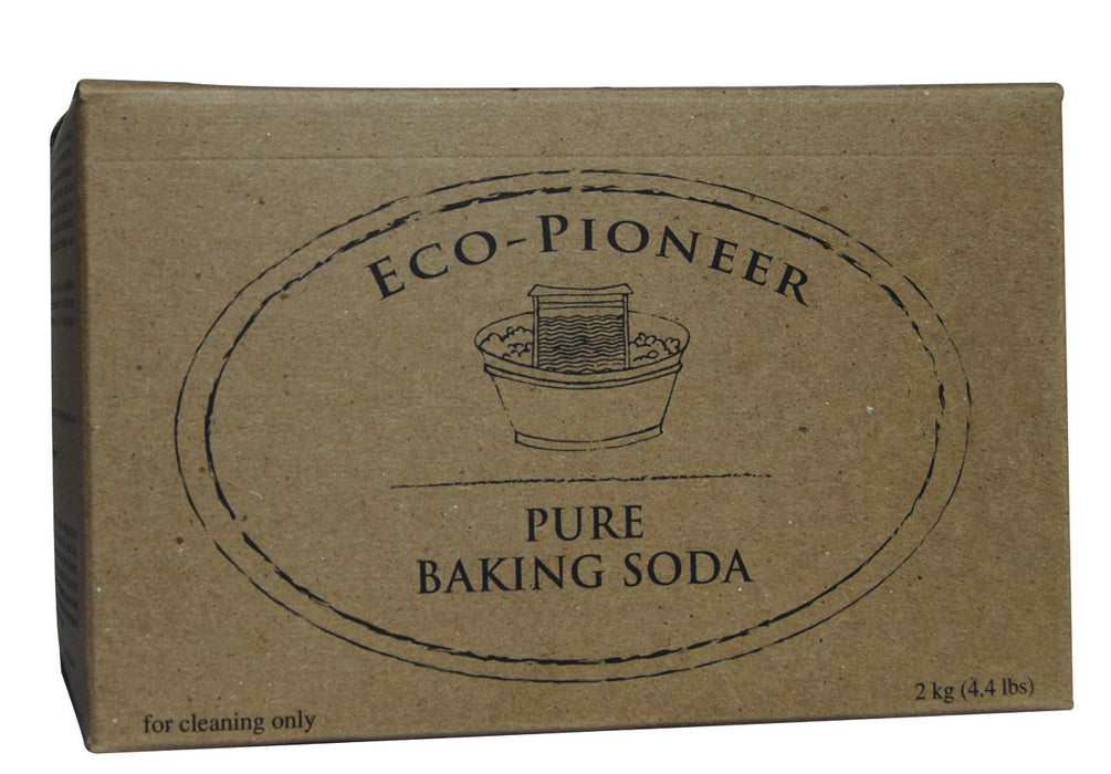 Eco-Pioneer Pure Baking Soda 2kg