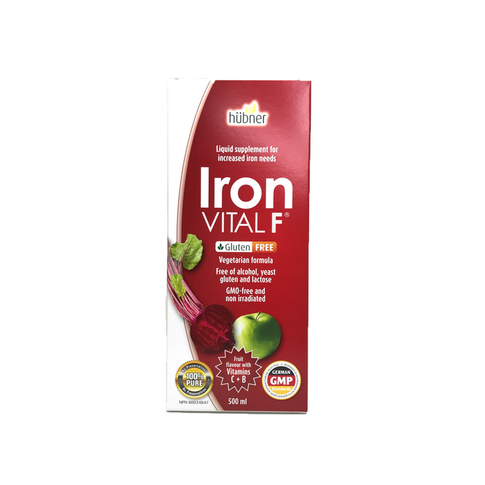 Naka Iron Vital F 500ml
