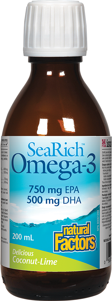 Searich Omega-3 Coconut Lime 200ml
