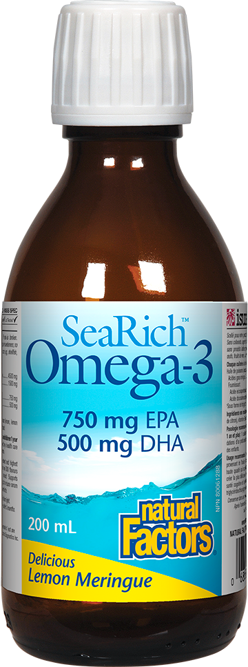 Searich Omega-3 Lemon Meringue 200ml