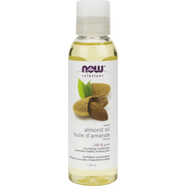 NOW Almond Oil Sweet Expellerpress 118ml