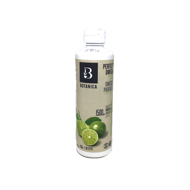 Botanica Perfect Omega Key Lime Emulsified Liquid 450ml