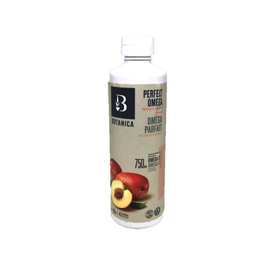 Botanica Perfect Omega Peach Mango Emulsified Liquid 450ml