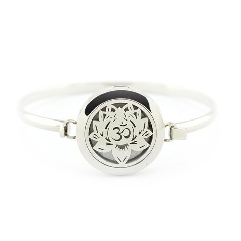 Oriwest Aroma Bangle (Bracelet) Lotus