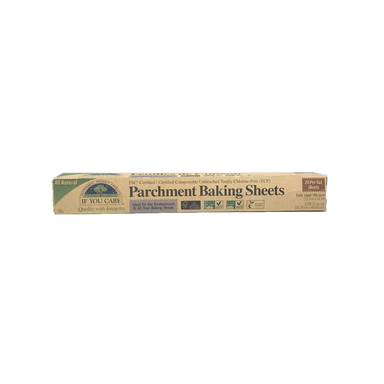If You Care Parchment Paper Baking Sheets 24 Sheets