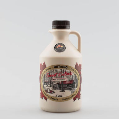 Howard's Medium Maple Syrup 1L Jug