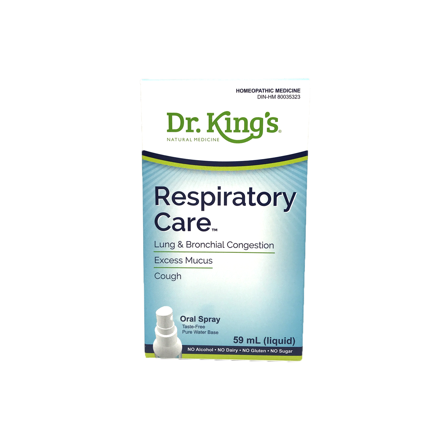 Dr. King's Respiratory Care 59ml