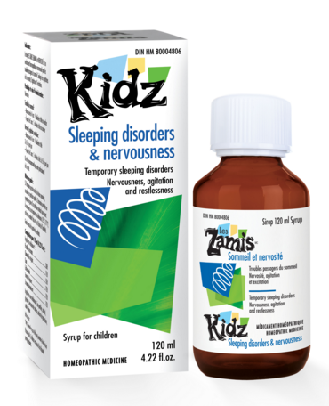 Distripharm Kidz Sleeping Disorders & Nervousness 120ml