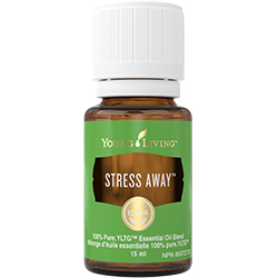 Young Living Stress Away Essential Oil Blend 15ml