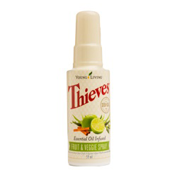 Young Living Thieves Fruit & Veggie Spray 59ml
