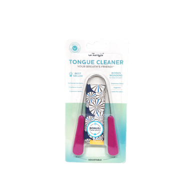 Dr. Tung's Tongue Cleaner Stainless Steel