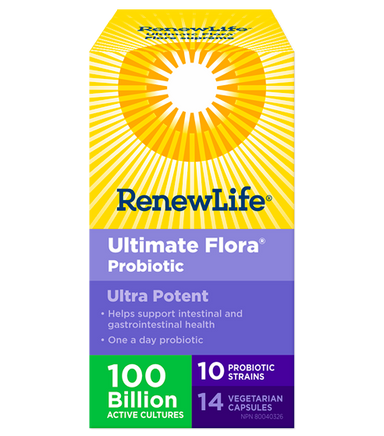 Renew Life Ultimate Flora 100 Billion