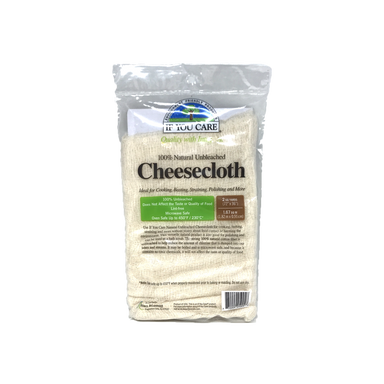 If You Care 100% Natural Unbleached Cheesecloth 2 sq. yards