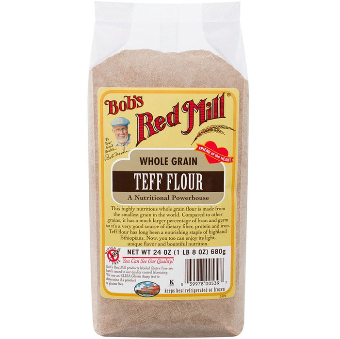 Bob's Red Mill Teff Flour 680g