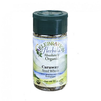 Celebration Herbals Caraway Seed Whole Organic 3.5 oz
