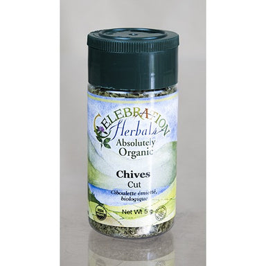 Celebration Herbals Chives Freeze Dried Organic 3.5oz