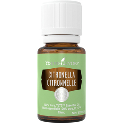 Young Living Citronella Essential Oil 15ml