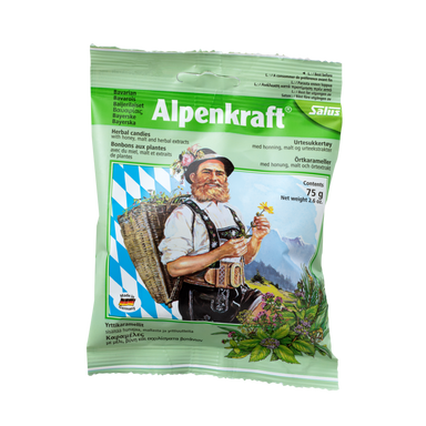 Alpenkraft Herbal Cough Candies 75g