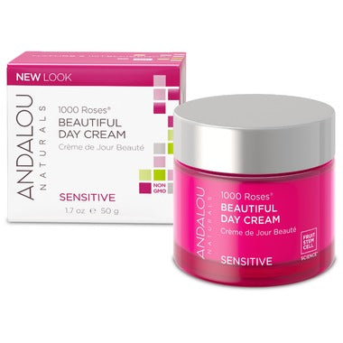Andalou 1000 Roses Beautiful Day Cream 50ml