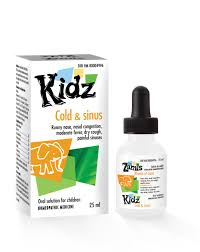 Distripharm Kidz Cold & Sinus 25ml