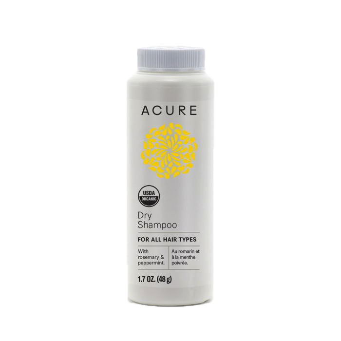 Acure Organic Dry Shampoo For All Hair Types 48g
