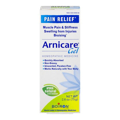 Boiron Arnica Gel Pain Relief Value Pack 2 x 75g
