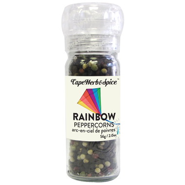 Cape Herb & Spice Co. Rainbow Peppercorns 56g