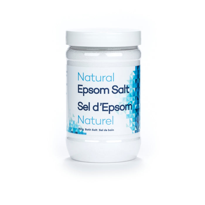 Body Love Natural Epsom Salt 750g
