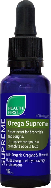 Health First Orega-Supreme Oregano & Thyme Oil 13.5ml
