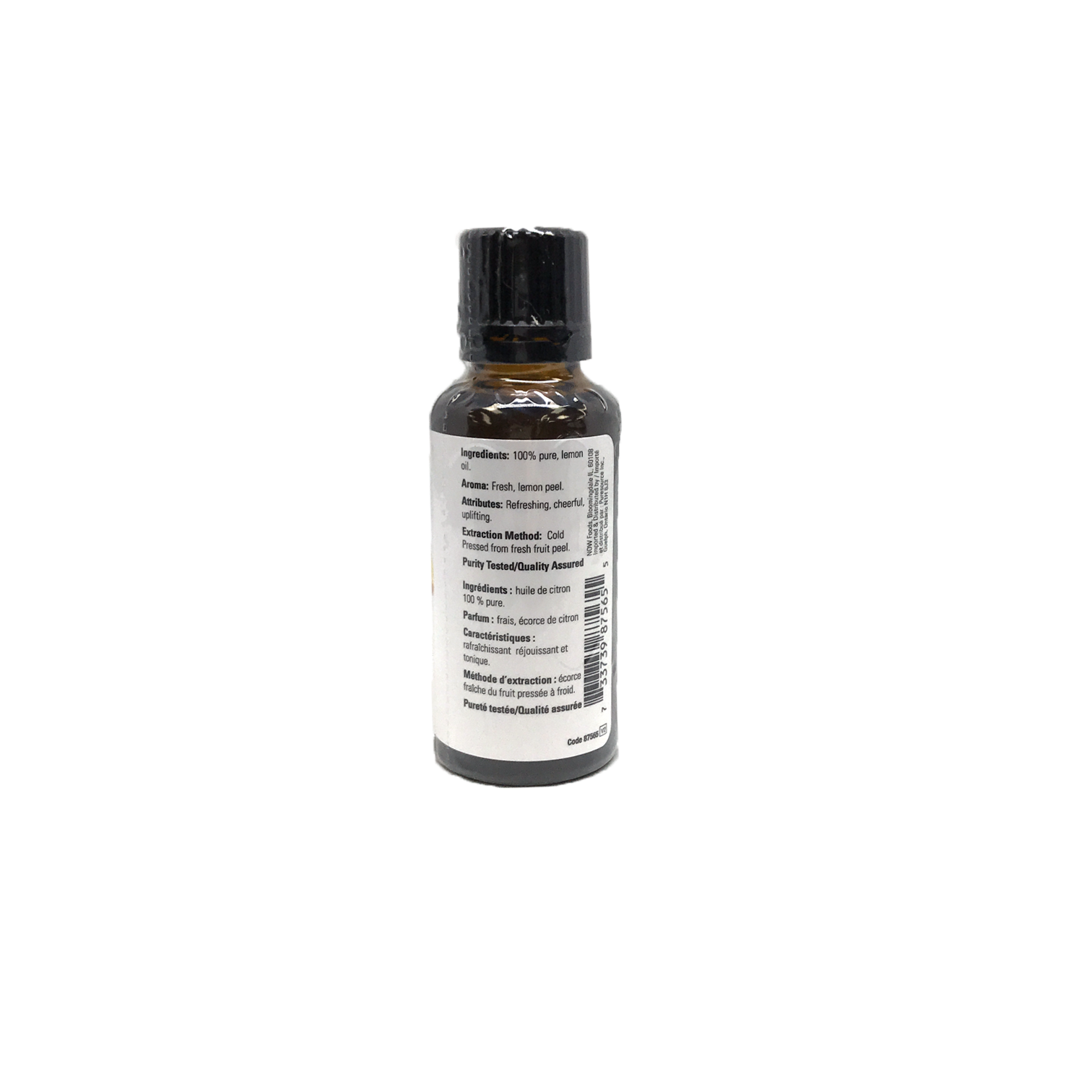 NOW Lemon Essential Oil 30ml