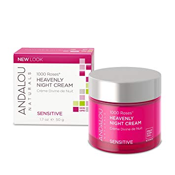 Andalou 1000 Roses Heavenly Night Cream 50ml